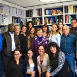 Spanish Cultural Teachers at Diplomatic Language Service